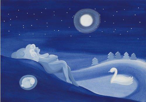Lisa Junius Lisa Junius - Birth Print