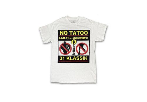 31 Klassik 31 Klassik - No TTT Tokyo - T-Shirt