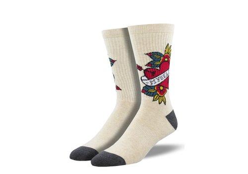 Socksmith Socksmith - Love Myself - NOBS L /XL Socks