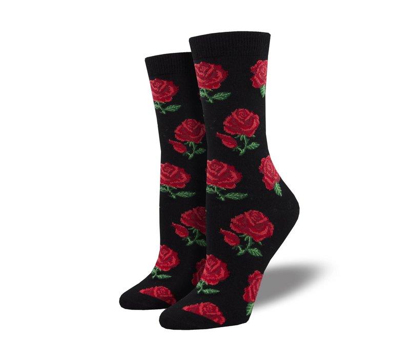 Socksmith - Rosey Toes - Bambu Women´s Socks