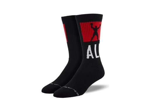 Socksmith Socksmith - The Greatest - NOBS L - XL Socks