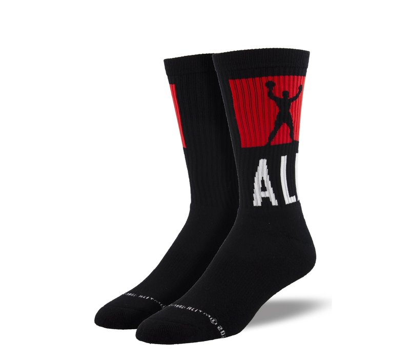 Socksmith - The Greatest - NOBS L - XL Socks