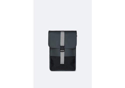Rains Rains - Buckle Backpack Mini Slate
