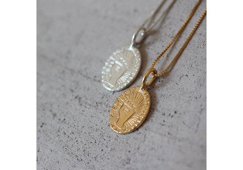Âme Jewels Âme  Jewels - Fist - Necklace