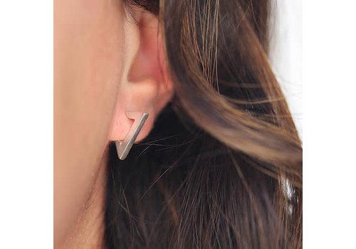 Âme Jewels Ame Jewels - Triangle - Earrings