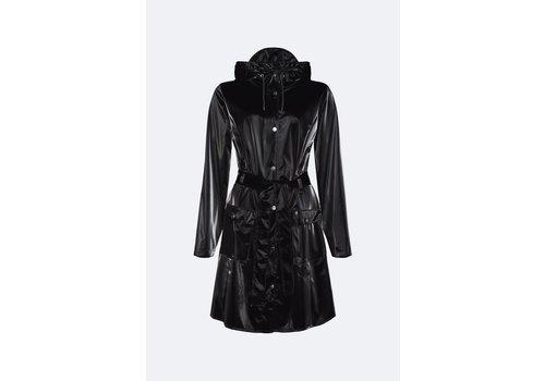 Rains Rains - Curve Jacket - Velvet Black