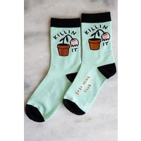 Stay Home Club - Killin It  - Socks
