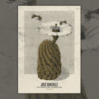 Error Design - José Gonzalez - Gig Poster