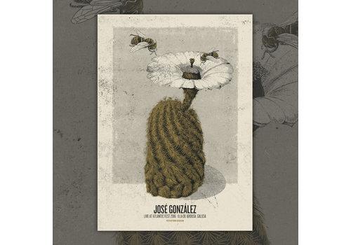 Error Design Error Design - José Gonzalez - Gig Poster