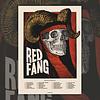 Error Design Error Design - Red Fang 2020 - Gig Poster