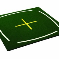 GolfComfort Abschlagmatte Teaching