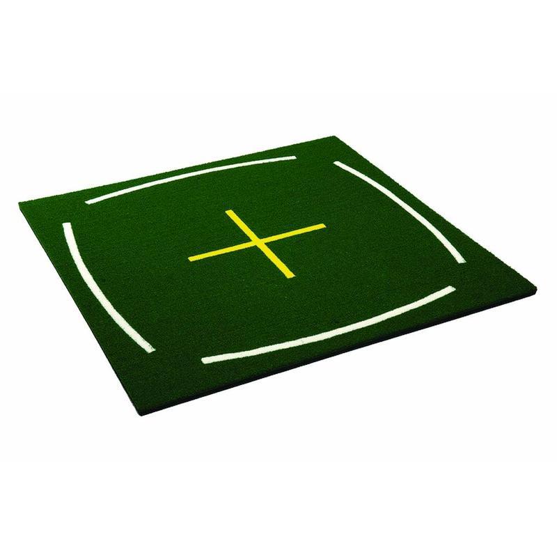 GolfComfort Golf mat teaching