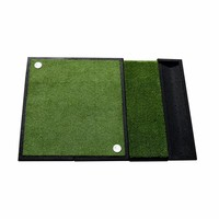 GolfComfort Golf mat 110 plus