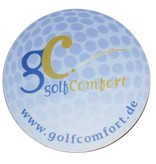 GolfComfort Logo carrier