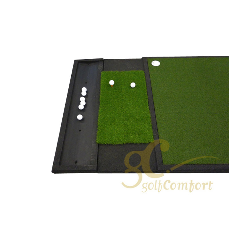 GolfComfort Ball Tray  BS120, black