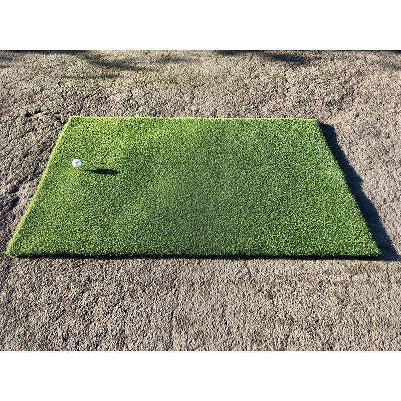 GolfComfort Abschlagmatte Tee-Grass 100