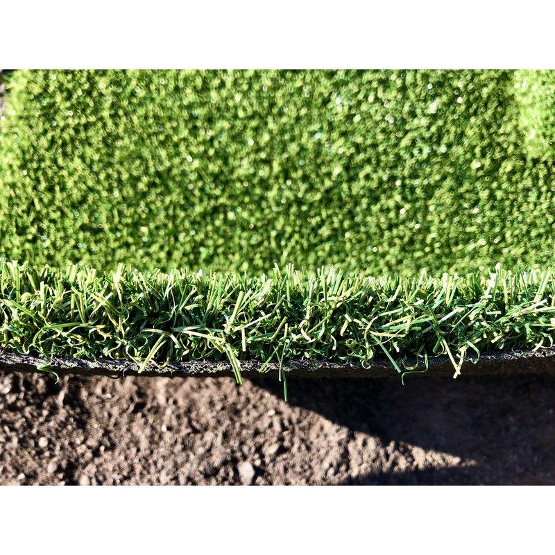 GolfComfort Golf mat Tee-Grass