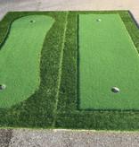 GolfComfort Putting Grün - oval
