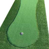 GolfComfort Putting Grün - oval