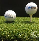 """GolfComfort Tee mat  Set """"ToGo"""""""