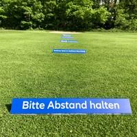 """GolfComfort Abschlagtrenner """"Custom"""""""