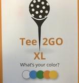 Tee2go Tee-Set XL - Tee 2 go