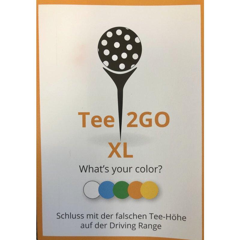 Tee2go Tee-Satz  XL - Tee 2 go