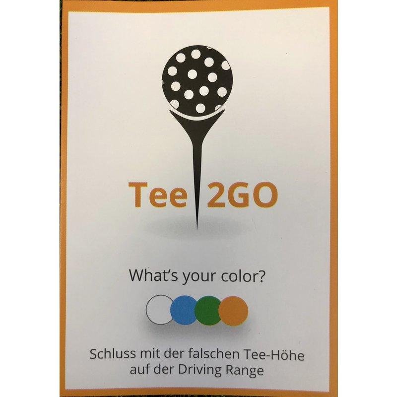 Tee2go Set - Tee 2 go