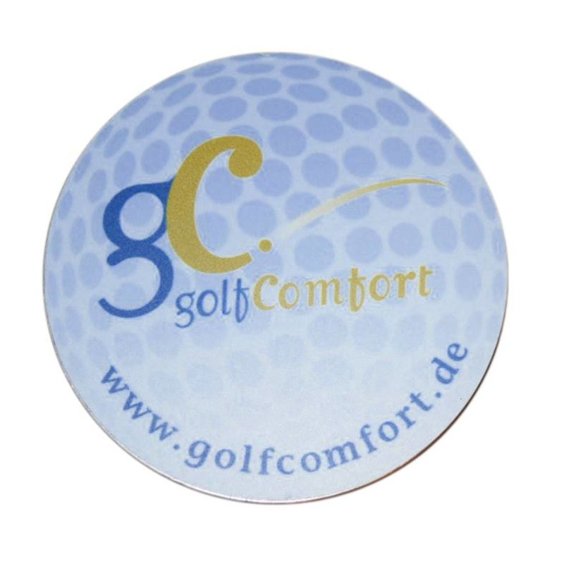 GolfComfort Aufkleber für Logoträger (GC10127)