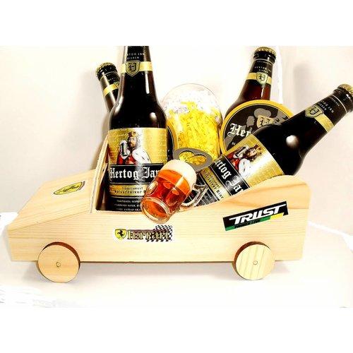Bierpakket Raceauto Pils