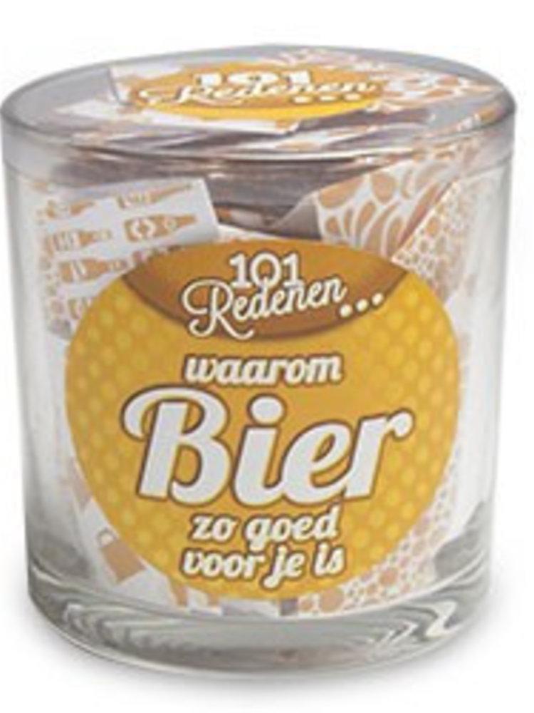Bierpakket Dienblad Pilsje (Proost 40 jaar)