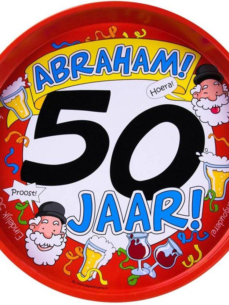Bierpakket Dienblad Pilsje (50 jaar - Abraham)
