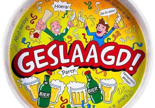 Bierpakket - Geslaagd