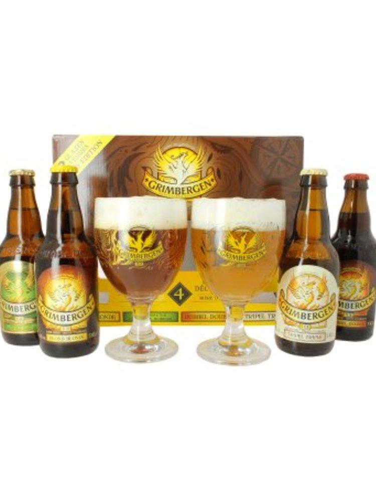 Biercadeau Grimbergen Bier
