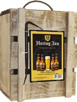 Biercadeau Hertog Jan Bier + Glas