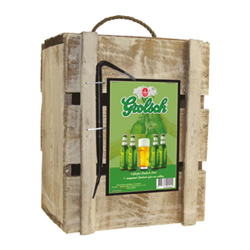 Biercadeau Grolsch Bier + Glas