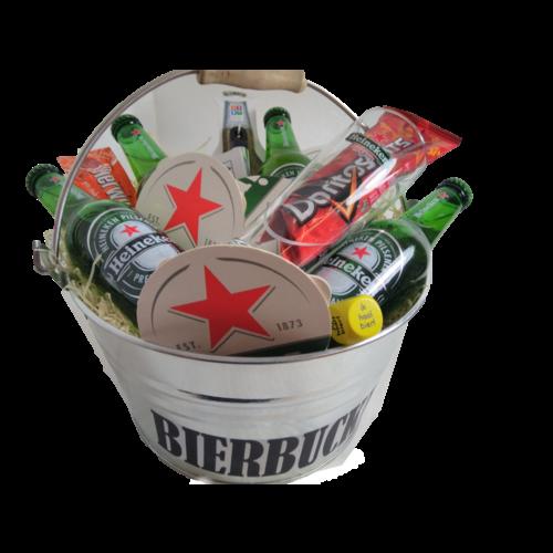 Bierpakket Heineken Bierbucket