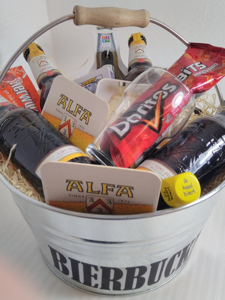 Bierpakket Alfa Bierbucket