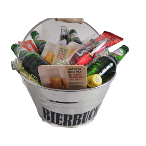 Bierpakket Grolsch Bierbucket