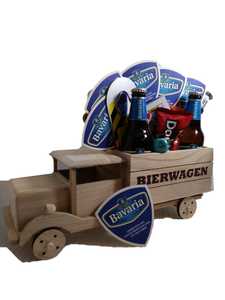 Bierpakket Bavaria Bierwagen