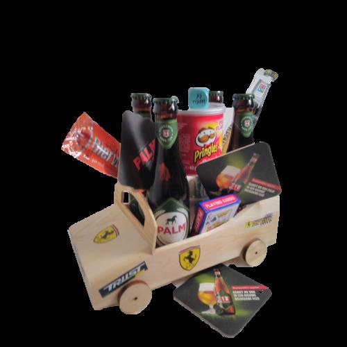 Bierpakket Palm Raceauto
