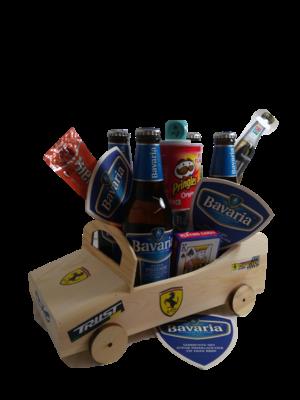 Bierpakket Bavaria Raceauto