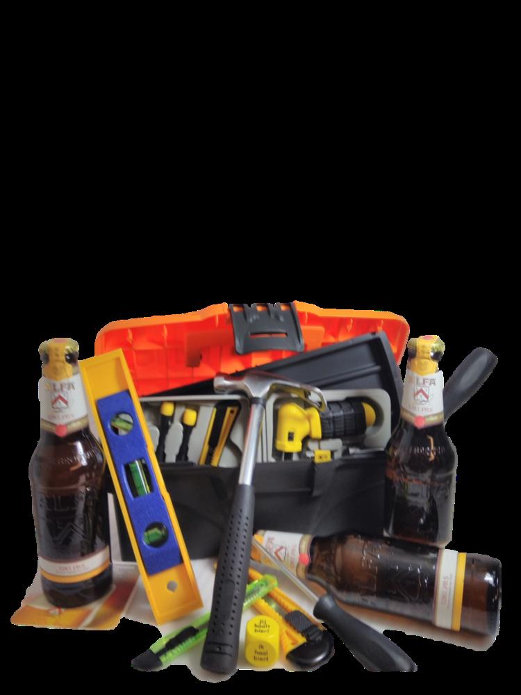 Bierpakket Alfa Klusbox