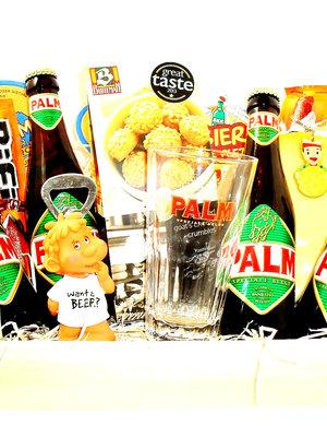 Biercadeau Palm Dienblad Luxe