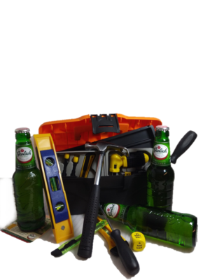 Bierpakket Grolsch Klusbox