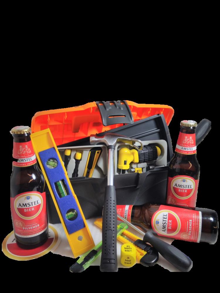 Bierpakket Amstel Klusbox
