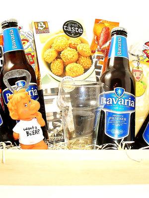 Biercadeau Bavaria Dienblad Luxe