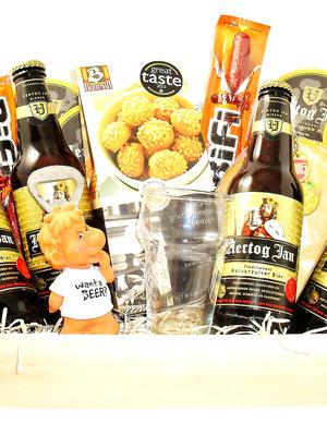 Biercadeau Hertog Jan Dienblad Luxe