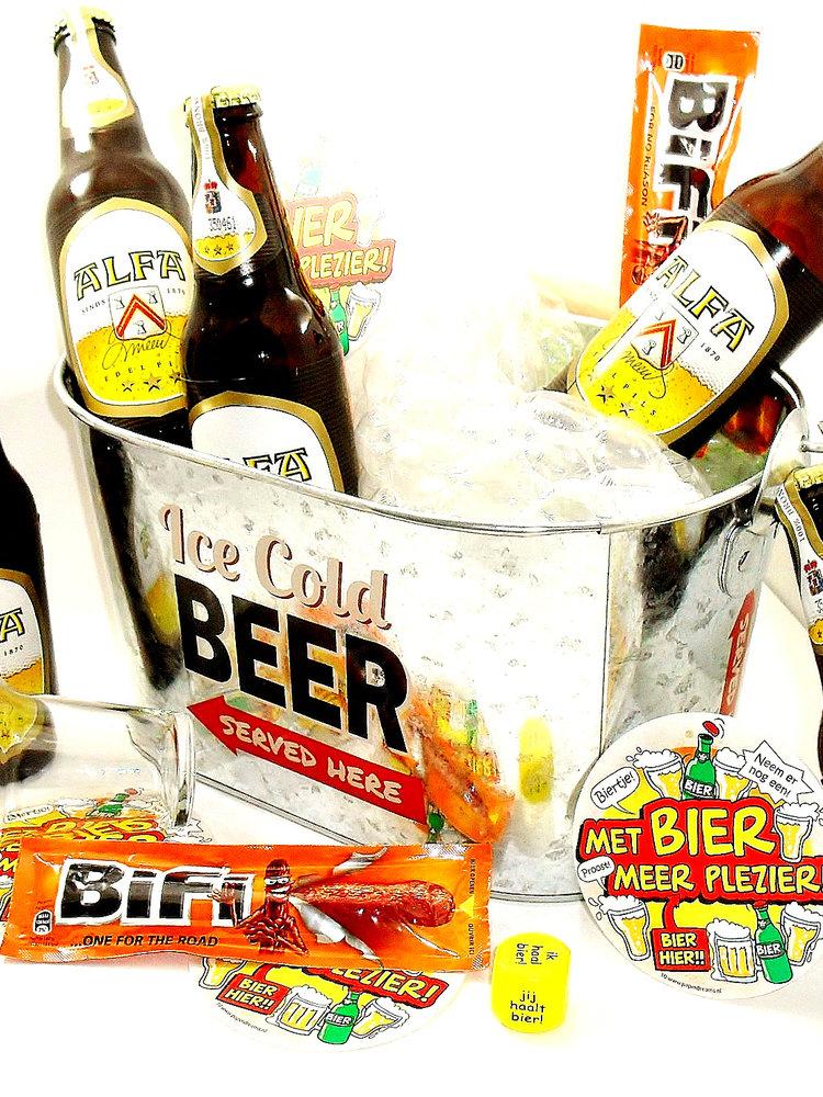 Bierpakket Alfa  Bierkoeler