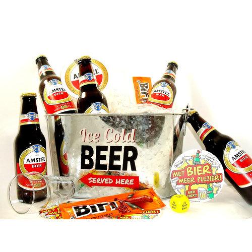 Bierpakket Amstel  Bierkoeler